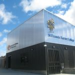 Trade Training Centre Exterior