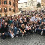 Rome Spanish steps