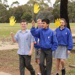 Reconciliation Week Hands