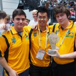 RoboCup Junior World Champions 2016
