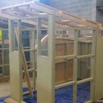 Cubby House under construction